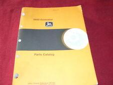 John Deere 595D Excavator Dealer's Parts Manual