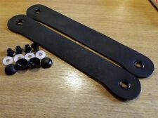 Leather door pull handle kit, 2-point Mazda MX-5 mk1 Eunos MX5, JASS Performance