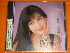 MusicCD4U CD Autograph Vivian Chow Chou Hui Min - Romantic 周慧敏冬日浪漫親筆簽名版