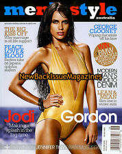 Australian Men's Style 6/08,Jodi Gordon,Ashton Kutcher,June 2008,NEW