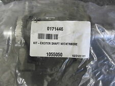 WACKER 0171446 EXCITER SHAFT WITH CENTERBORE KIT NEW