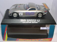 SCALEXTRIC C2206 SLOT CAR TVR SPEED12 #11 COLLECTOR LTED.EDITION  MB