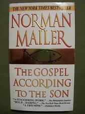 The Gospel According to the Son by Norman Mailer (1998, Paperback)