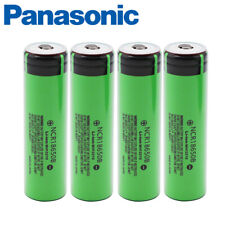 Pila / Bateria Recargable PANASONIC NCR18650B ⭐ Litio | 3,6V | 3400 mAh ⭐