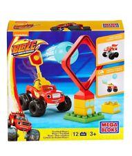 Mega Bloks Blaze And The Monster Machines Truckball Blaze - Mint in Package
