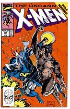UNCANNY X-MEN #258(2/90)2nd NEW PSYLOCKE/2nd JUBILEE IN COSTUME(CGC IT)9.2/9.4!!