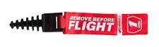 FMF Exhaust Pipe Muffler Wash Plug 2 Stroke Remove Before Flight 012875
