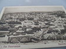Nazareth    Panoramic View       POSTCARD Vintage GOOD CONDITION