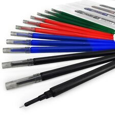 Pilot Frixion Point Refills – 0.5mm – Pack of 4 – Black, Blue, Red, Green