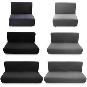 1-3er Sofabezug Sofahusse Sesselbezug Sitzbezug Sesselüberwurf Stretchhusse