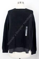 Lauren Ralph Lauren Women's Layered Crewneck Sweater NWT