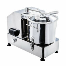 9qt All Stainless Steel Bowl Processor Food Chopper