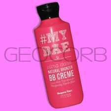 SUPRE #MY BAE ULTRA DARK NATURAL BRONZER MFG's DONT SEAL TANNING LOTION WE DO