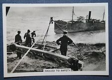 Ship Wreck  NIMBO  Sussex Coast     Original Vintage Photo Card