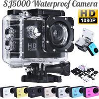 "SJ5000 2"" Full HD 1080P Action DV Sport Camera Recorder Waterproof Cam Camcorder"
