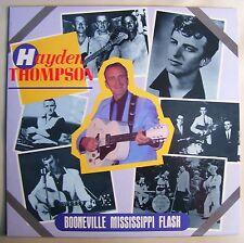 Hayden Thompson Booneville Mississippi Flash LP Rockabilly Eddie Jones 1984 Rec.
