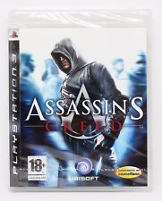 Assassin's Creed 1 de Ubisoft para la Sony Play Station 3 PS3 usado completo