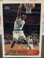 1996-97 Topps Antoine Walker #146 Rookie RC Boston Celtics Kentucky Wildcats