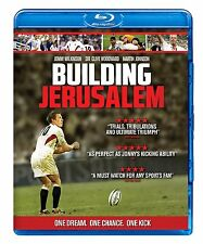 BUILDING JERUSALEM di Victoria Gregory BLURAY in Inglese NEW .cp