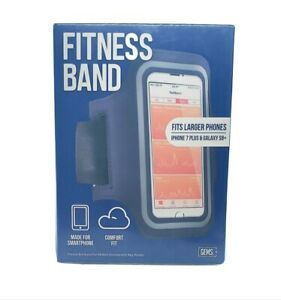 Brand new Gems universal and exercise fitness armband with key holder
