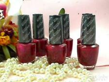 "6x Opi Nail Lacquer Nail Polish - I've ""Red"" the Script - Full Size - New"