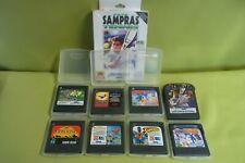 8 Videospiele Sega Game Gear Sonic - Sonic Chaos - F1 - Dragon