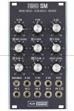 AJH Synth Ring SM Ring Mod Sub Bass Mixer Module (black)