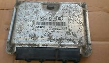 036906032G 0261207190 GOLF MK4 1.4 ENGINE ECU BOSCH VW