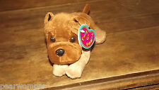 Avon Rumply the Sharpei 1997 Full O Beans March Stuffed Plush Beanie Babies U117