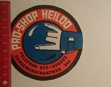 ADESIVI/Sticker: Pro Shop heiloo (030117174)