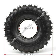 4.10-4 410-4 Tyre Tire fit for Garden Rototiller Snow Blower Go Cart Kid ATV