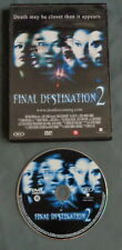 FINAL DESTINATION 2 dvd Nederlandse ondertitels English audio PAL thriller actie