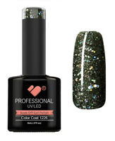 1226 VB™ Line Black Diamonds Glitter - UV/LED soak off gel nail polish