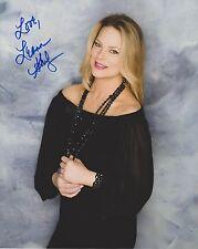 Leann Hunley Signed 8x10 Photo - DYNASTY / DAWSON'S CREEK Babe  - SEXY!!!