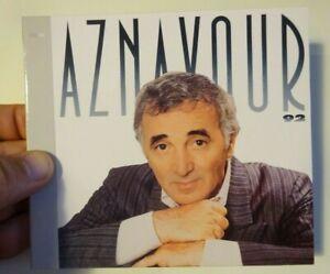 CHARLES AZNAVOUR (92) ♦ Edition Limitée ♦ NAPOLI CHANTE