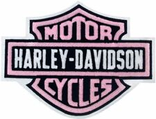 "Harley-Davidson Aufnäher, Emblem ""Badge Pinkylady* klein  *HD11002*"