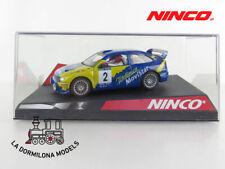 "NINCO 50249 SEAT CORDOBA ""TELEFONICA"" 4WD NC1 #2 - SLOT SCALEXTRIC - NUEVO"