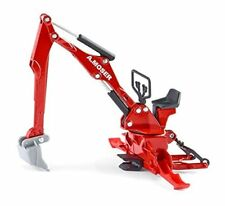 1:32 Moser Rear End Digger For Tractors - Die-Cast Vehicle - Siku 2066