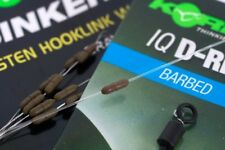 5 x Korda Ready Tied IQ D Rigs - Barbed or Barbless