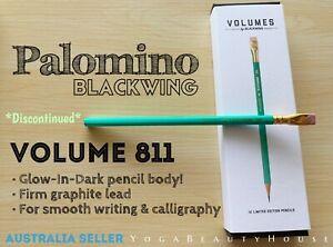*Discontinued Palomino Blackwing GLOW-IN-DARK Volume 811 1pc Graphite Pencil Vol