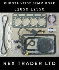 Kubota gasket kit V1702, 4D82, Graphite Sheet H/G 4 cyl 82mm bore L2850, L2550