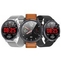 L11 PPG ECG Blood Pressure Oxygen Heart Rate Monitor Waterproof IP68 Smart Watch
