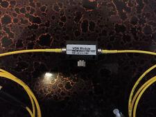 NEW Mechanical Variable Adustable Optical SM Fiber Attenuator 0.8-60dB VOA #UY-3