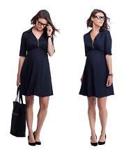 NWT Isabella Oliver Cranleigh Maternity Dress Black SZ 1 US 4