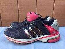 Adidas Women's Purple/Silver/Pink Supernova Glide 4 Running Shoe US Sz 8 EU 40