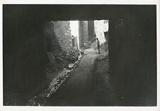 RIEZ LA ROMAINE c. 1935 - Rue du Village  Alpes de Haute Provence - DIV 6459