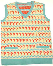 More details for seventh doctor jumper sylvester mccoy - official doctor who tank top by lovarzi
