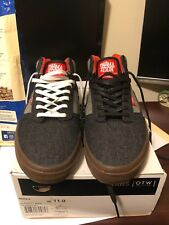 Men's, Shoes, Vans, Bedford (In4mation) Black, size 11 Brand New in box 1 o