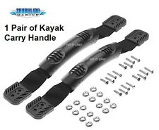 SET OF 2 KAYAK / CANOE CARRY TRANSPORT HANDLE SHORELINE MARINE SL92037
