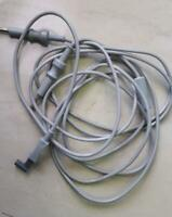 4A MONOPOLAR TURP HIGH FREQUENCY DOUBLE STEM CABLE